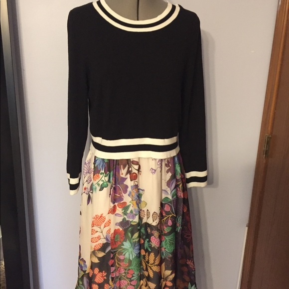 7e6e574cc43 Anthropologie Maeve Osceola Dress